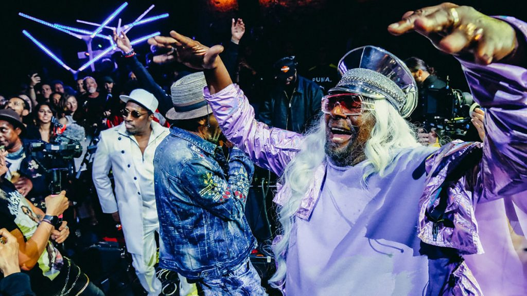Westlake Pro and Jammcard honor George Clinton