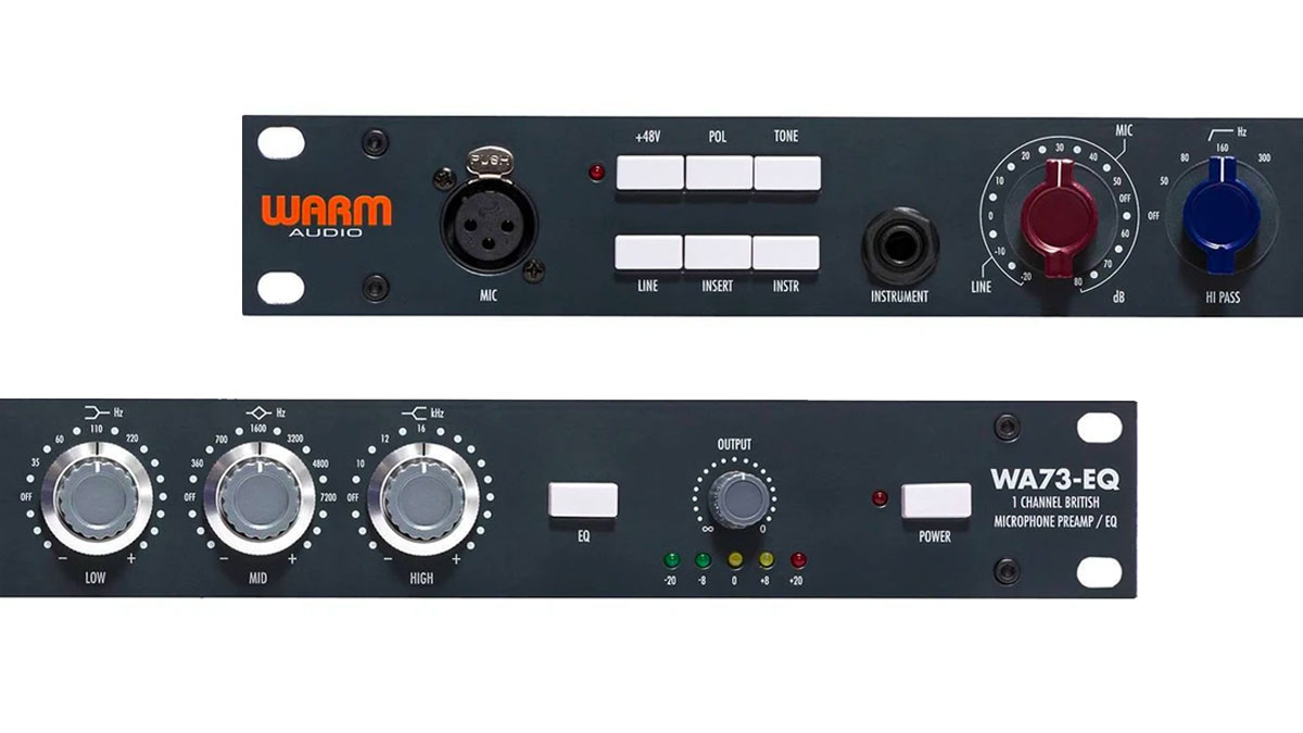 Warm Audio WA73-EQ Giveaway