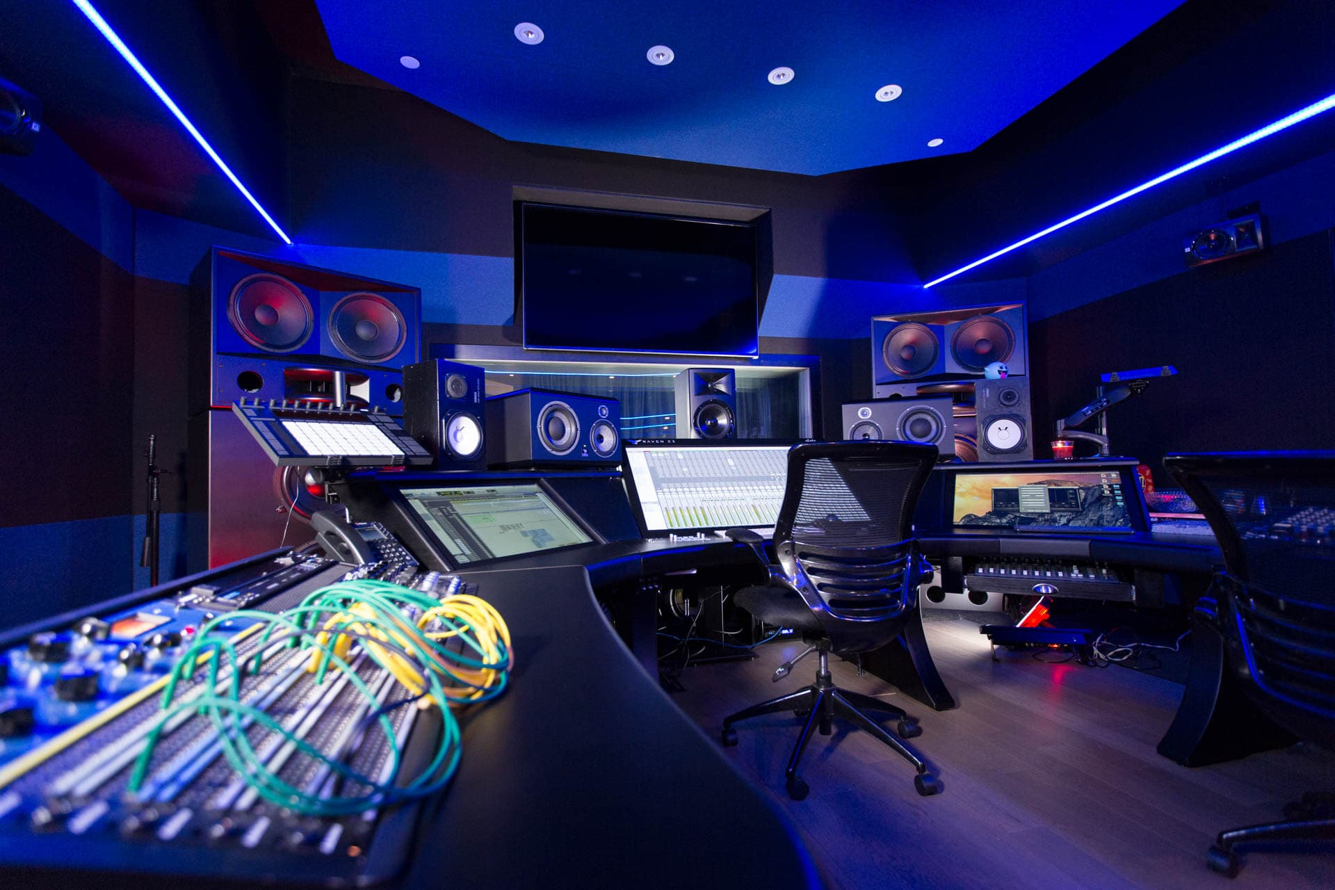 Snoop Dogg's Beach City Music – The Compound | Designed and Integrated by Westlake Pro