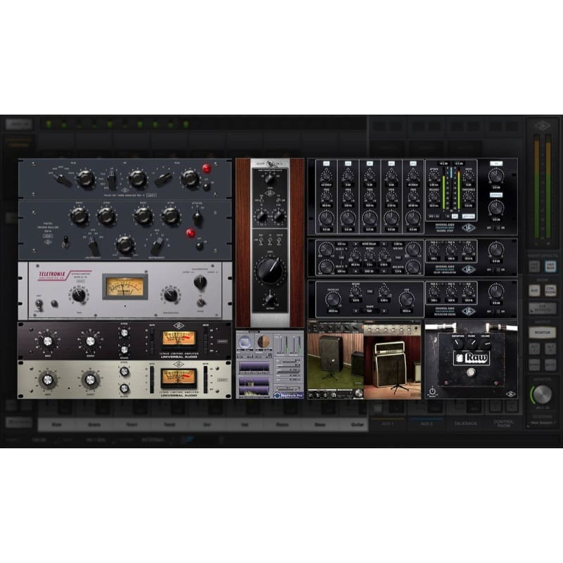 Plug-ins for Apollo Twin MKII SOLO