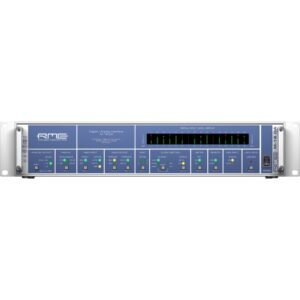 "RME 16-Channel High-End MADI/ADAT to Analog Converter 19"" 2RU"