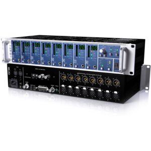 RME 8-channel 24 Bit/192 kHz Remote Controllable High-End Microphone and Line / Instrument Preamp