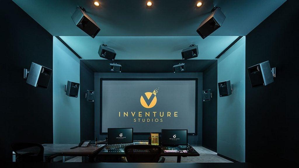Inventure Studios Post Production Facility Westlake Pro Design Group