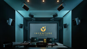 Inventure Studios Post Production Facility Westlake Pro Design Group