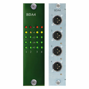 Burl Audio BDA4 for B80 Mothership