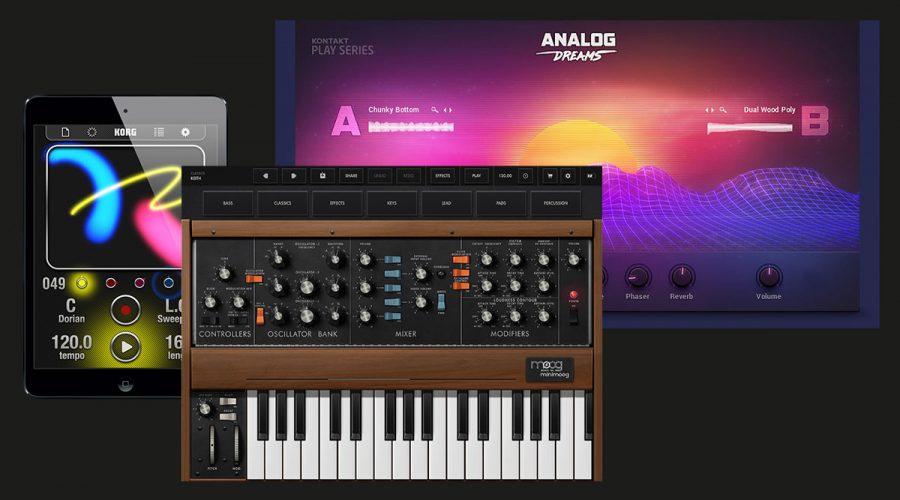 Free-Instruments-Korg-Moog-NI